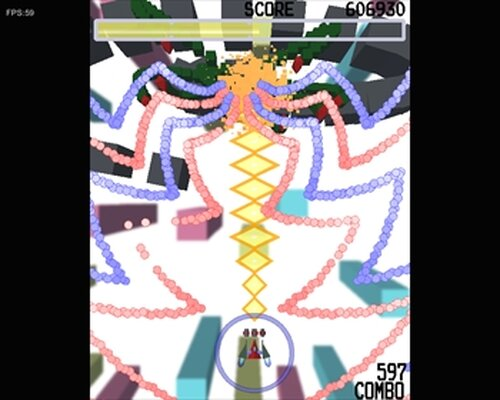 キューブストライカー! Game Screen Shot5