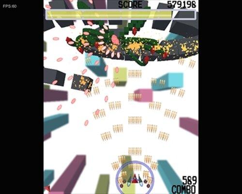 キューブストライカー! Game Screen Shots
