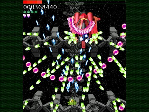 Flew Fighter Game Screen Shot
