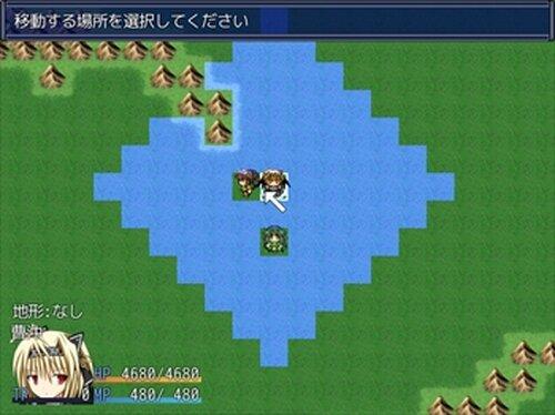 ベルニドラ戦記エピソード0 Game Screen Shot3