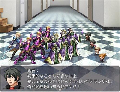 泥沼炎上プロジェクト Game Screen Shots