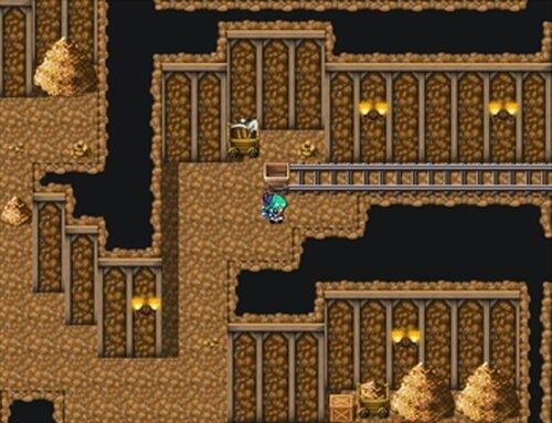 チルノの冒険譚 Game Screen Shot4