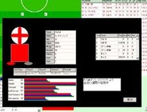 Mini Soccer Tactics3 Game Screen Shot