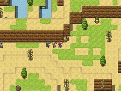 ラルフの冒険-3分の3- Game Screen Shot3