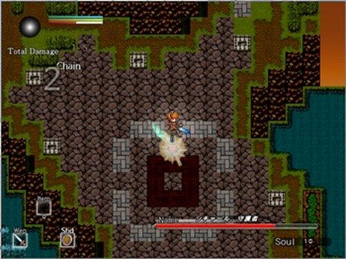 ピンチの姫様 Game Screen Shot3