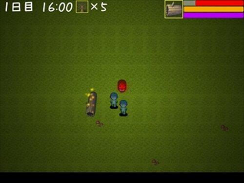 走る少女 Game Screen Shot5