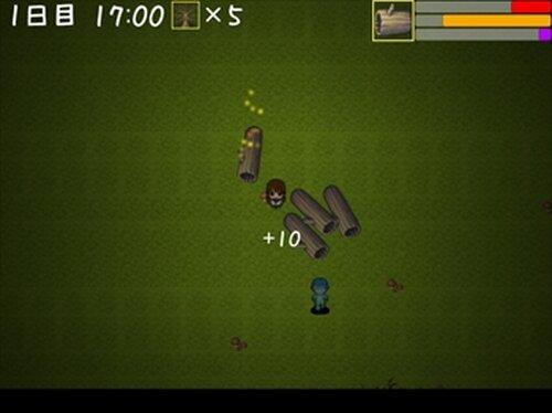 走る少女 Game Screen Shots
