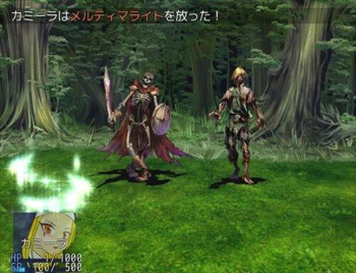 夢見る聖女じゃいられない! Game Screen Shot4