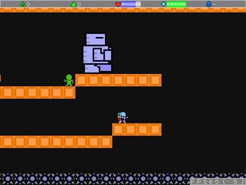 超磁性体マグネリア_体験版  Game Screen Shot1