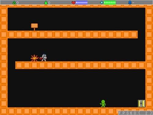 超磁性体マグネリア_体験版  Game Screen Shot4