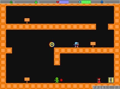 超磁性体マグネリア_体験版  Game Screen Shot5