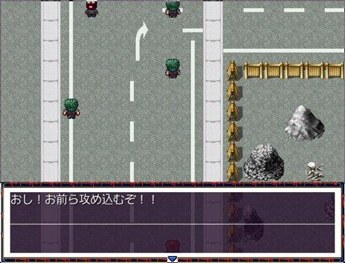 処刑団1 Game Screen Shot1
