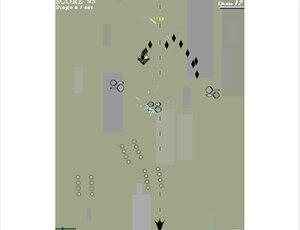 SPACE QUEEN Game Screen Shot