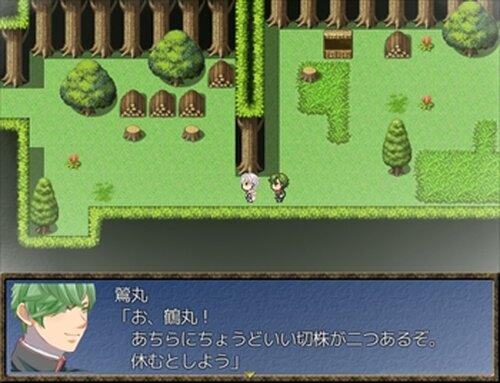 夢浮橋 ~刀剣乱舞二次創作ゲーム~ Game Screen Shot5