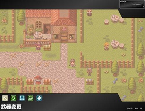 勇者の進軍 Game Screen Shot3