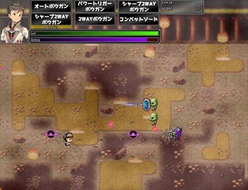 勇者の進軍 Game Screen Shots