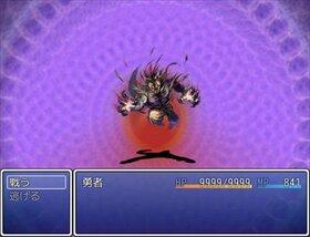 魔王と勇者と金持ちお父さん Game Screen Shot4