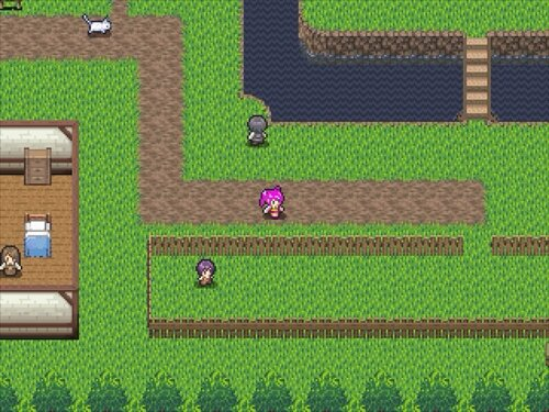 エントランス Game Screen Shot1