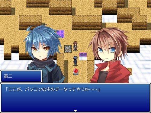 祇神高校 - 周辺機器の物語 Game Screen Shot1