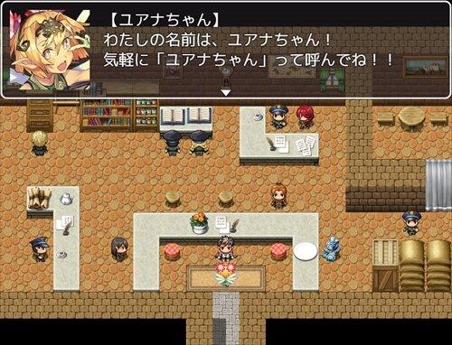 モノノコトワリ Game Screen Shot
