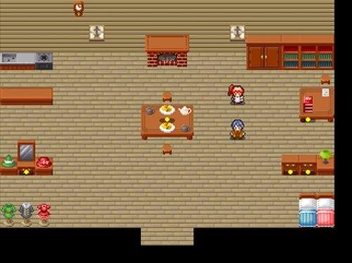 名探偵と炎の魔人 Game Screen Shot3