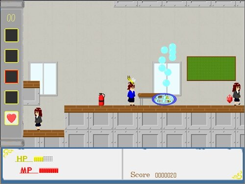 まかふじ!体験版 Game Screen Shot