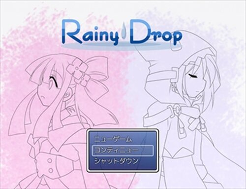 Rainy Drop Game Screen Shots