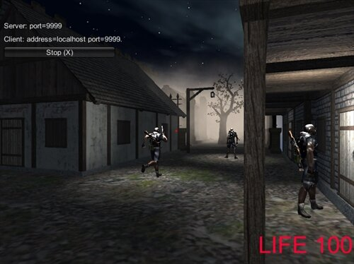 Castle of the darkness Game Screen Shot1