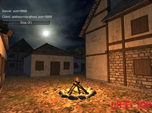 Castle of the darkness Game Screen Shot2