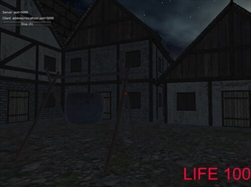 Castle of the darkness Game Screen Shot3