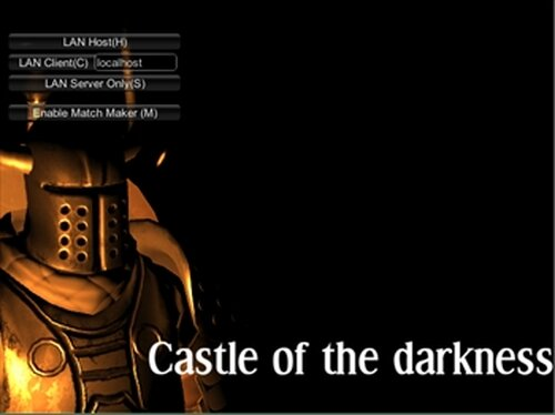 Castle of the darkness Game Screen Shots