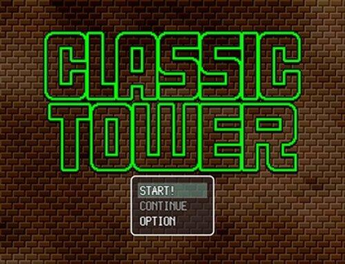 CLASSIC TOWER Game Screen Shot2