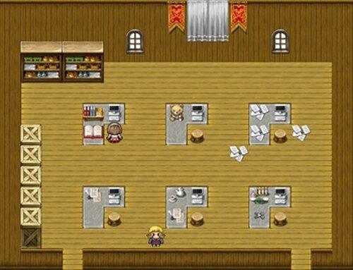 雨の日は君色 Game Screen Shot3