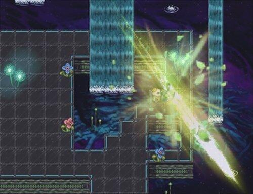 雨と花の地球侵略 Game Screen Shots
