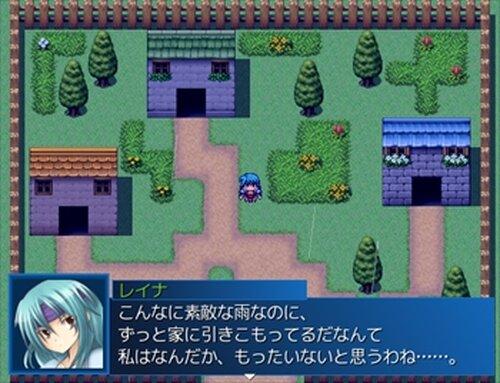 アメノラビリンス Game Screen Shot2