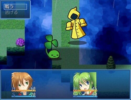 アメノラビリンス Game Screen Shot4