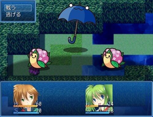 アメノラビリンス Game Screen Shots