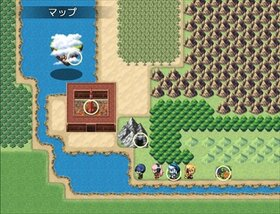 咲乱行進曲 Game Screen Shot3