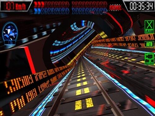 激走トレインレース Game Screen Shot3