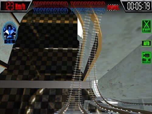 激走トレインレース Game Screen Shot4