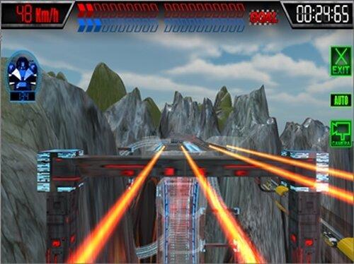 激走トレインレース Game Screen Shots