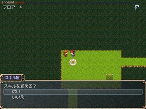 トレジャーズ 不可思議なダンジョン Game Screen Shot3