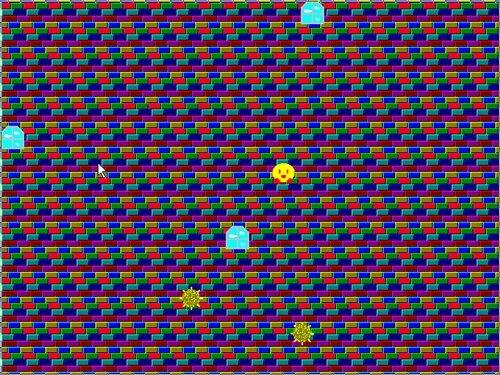 ふわふわふにゃ Game Screen Shot1
