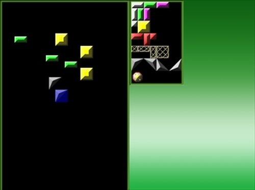 ブロック崩し Game Screen Shot5
