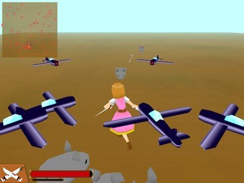 神様のおもちゃ箱 Game Screen Shot1