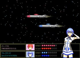 SpacePolice エル&エース Game Screen Shot2