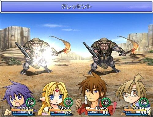零月-zeroluna- Game Screen Shot1