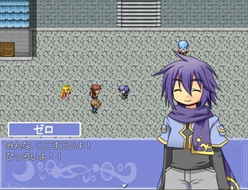 零月-zeroluna- Game Screen Shot3