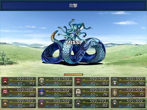 アクターズバトルオーダー Game Screen Shot4