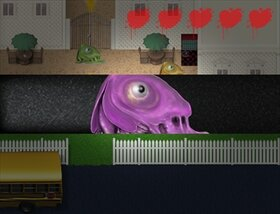 SALVATION 月影に灯る光 Game Screen Shot2